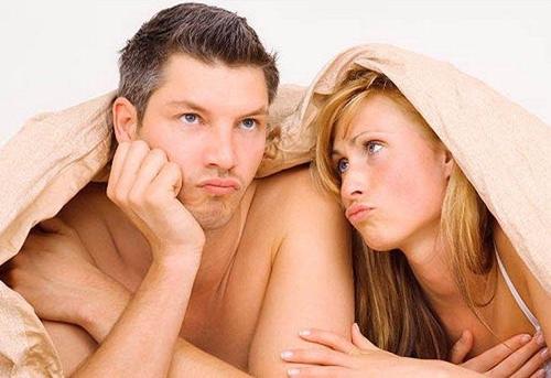 Сложности сексуальной жизни