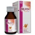 Варианты использования препарата Бруфен