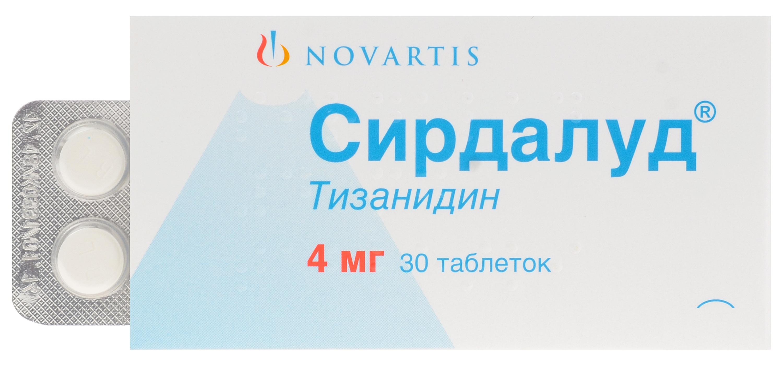 Таблетки по 4 мг