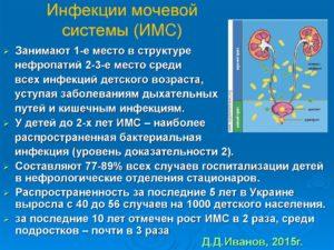 Инфекции органов мочеполовой сферы