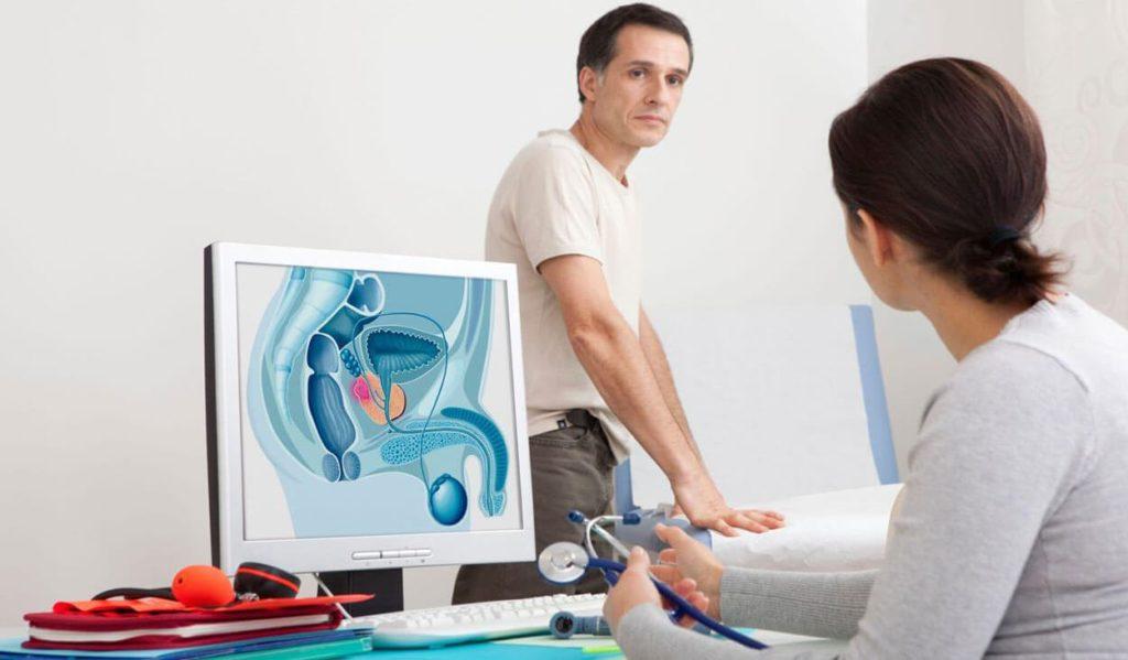 Диагностика простатита в киеве на узи признаки хронического простатита