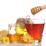 Фиточай с медом