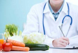 Питание при раке простаты