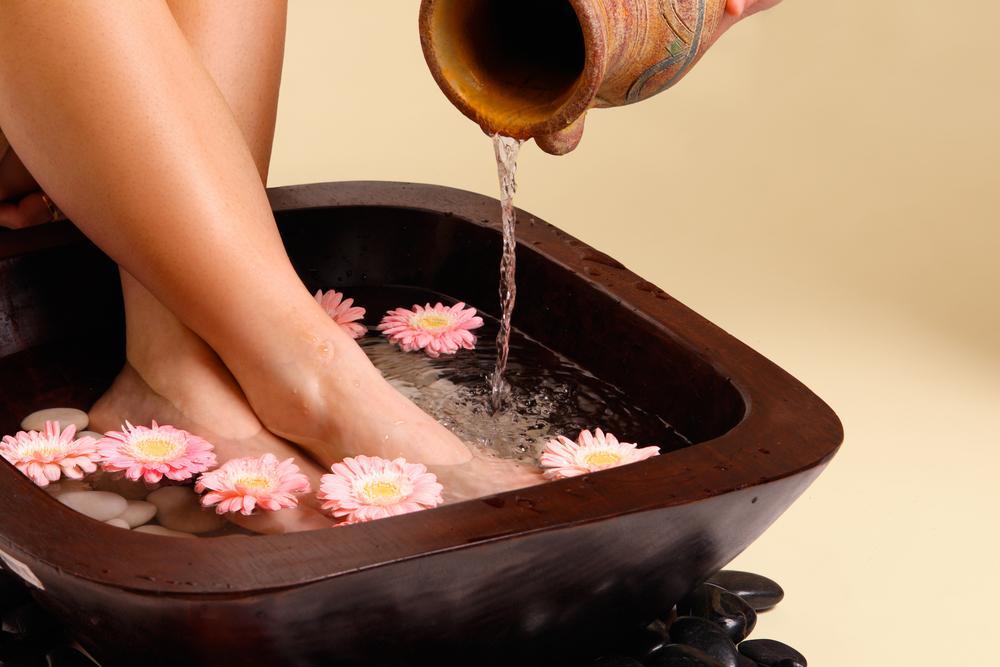 Теплые ножные ванночки при цистите