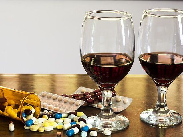 Алкогольные препараты
