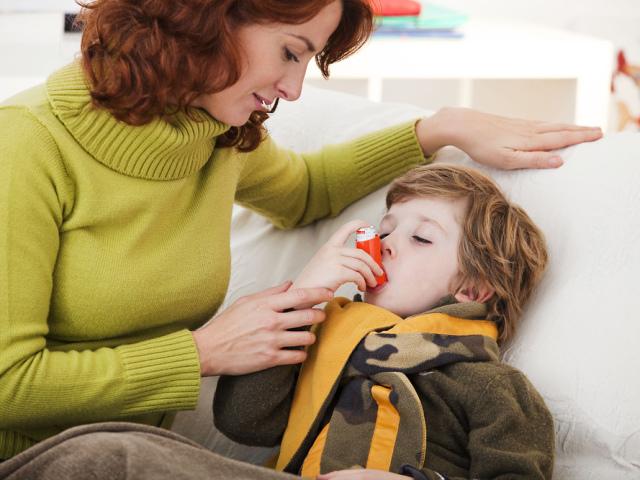 Преднизолон и астма