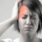 Боль в области головы