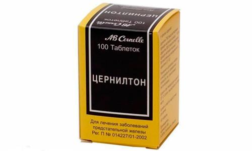 Цернилтон таблетки
