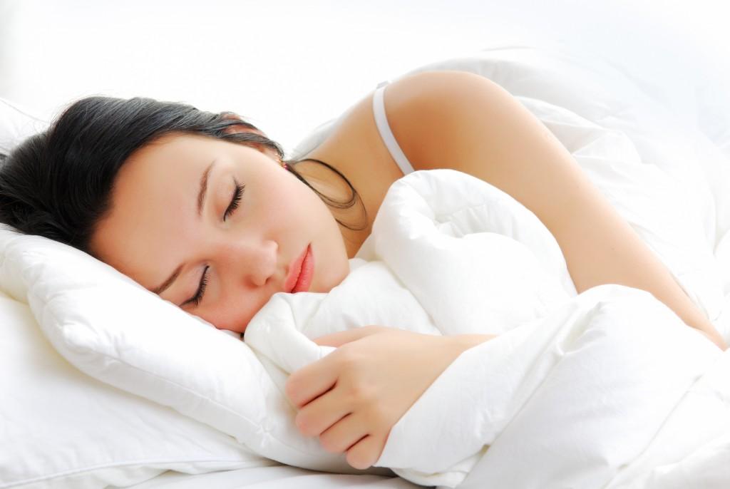 По окончанию действия полезайте под одеяло