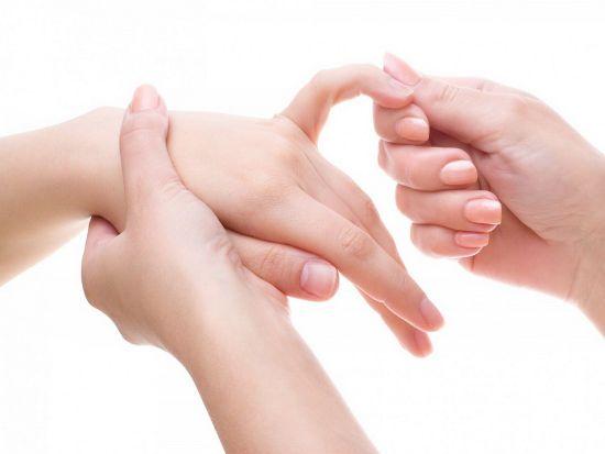 Пальцы руки