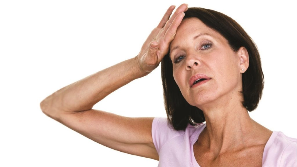 Гормональном дисбалансе при менопаузе