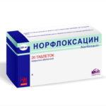 Нолицин — антибиотик или нет?