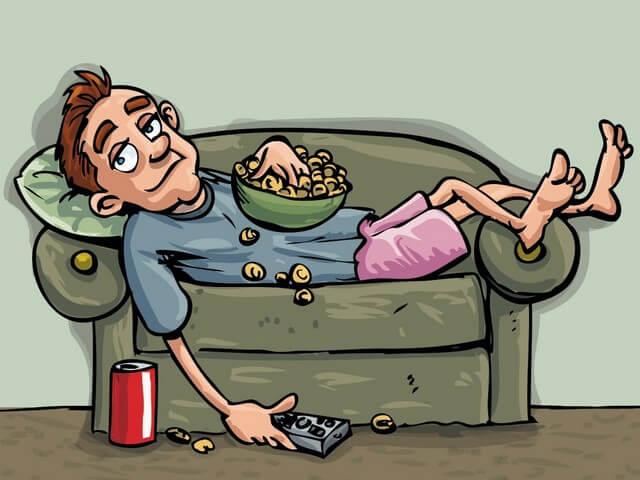 Малоподвижный образ жизни