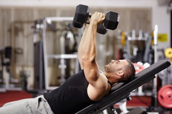 Прокачка мышц