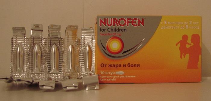 Свечи нурофен фармакокенетика