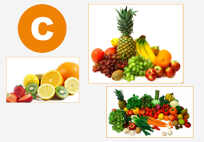 Продукты, обогащенные витаминами