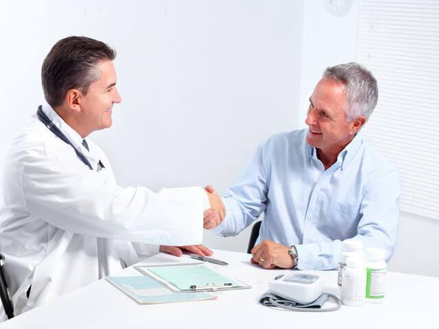 Назначение упражнений врачом
